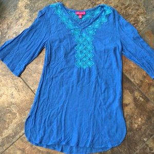 Lily Pulitzer tunic, Brand New Condition